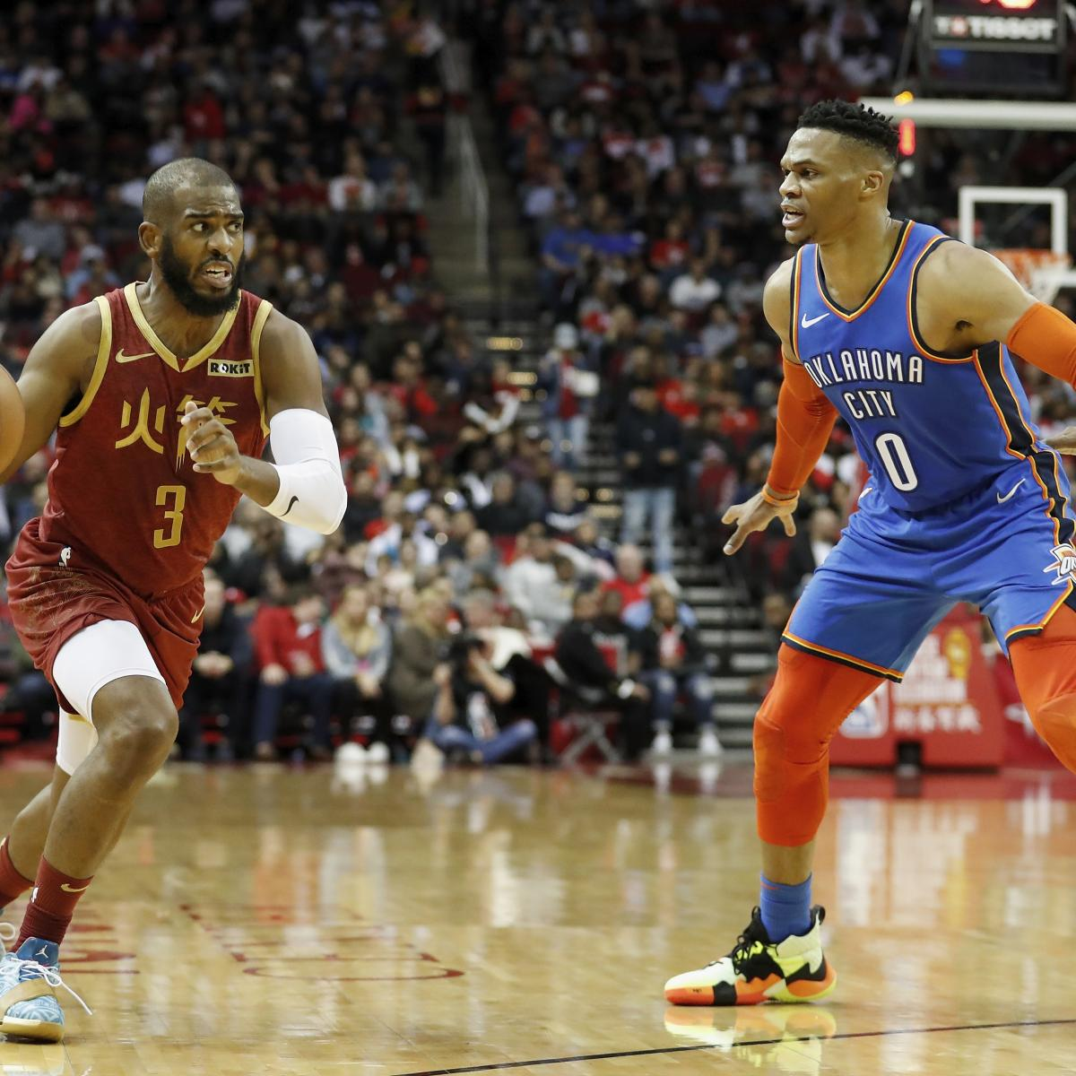 As soon as the Oklahoma City Thunder traded Paul George to the Los Angeles Clippers, it was only a matter of time before Russell Westbrook would be moved, too...