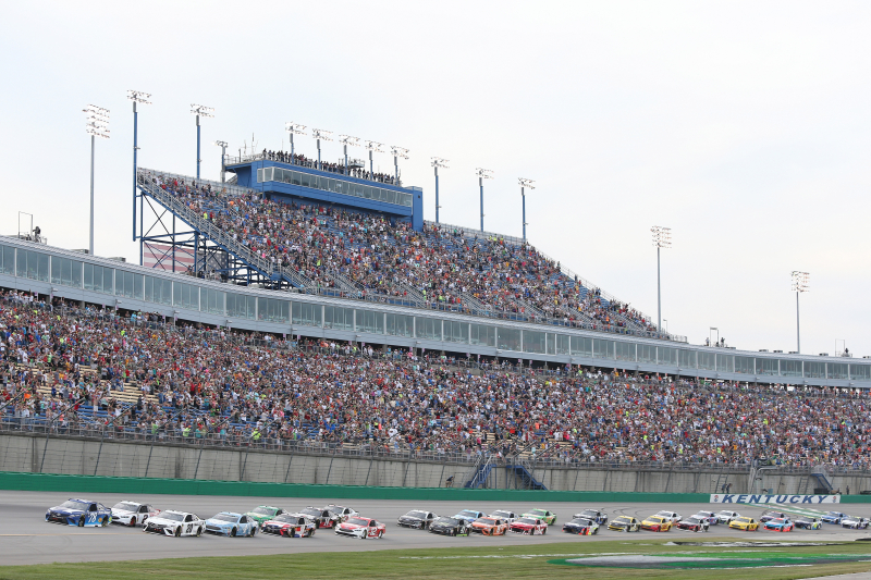 NASCAR at Kentucky 2019: Start Time, Ticket Info, Lineup, TV Schedule and More