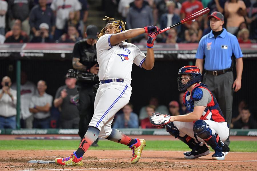 Vladimir Guerrero Jr.'s Moonshots Are Nothing New for the Toronto Blue Jays
