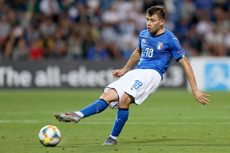 Nicolo Barella Signs 5-Year Inter Milan Contract After Cagliari Calcio Transfer