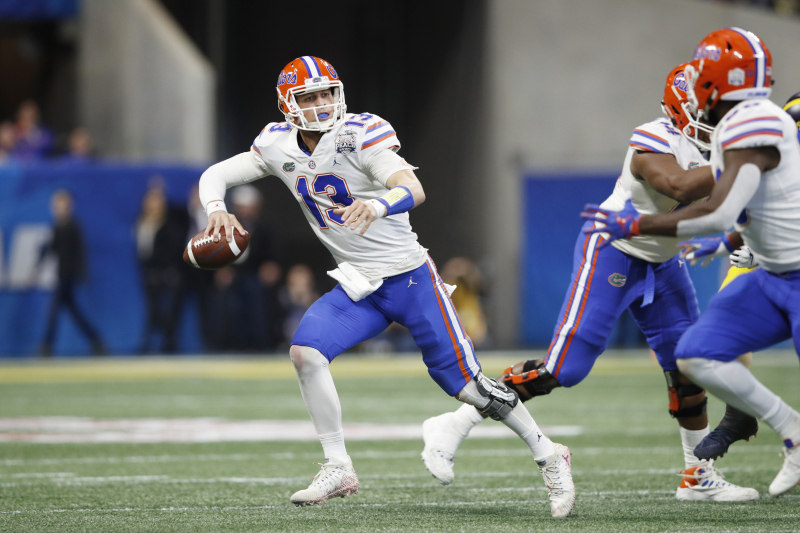 Florida QB Feleipe Franks Signs Contract with Red Sox, Expected to Play Football