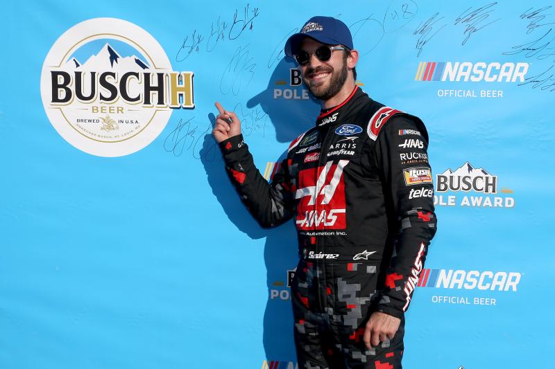 NASCAR at Kentucky 2019 Qualifying Results: Daniel Suarez Captures Pole Position