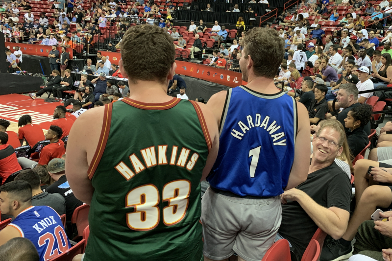 'The Comic-Con of the NBA': Inside the Retro Jersey Culture of Summer League