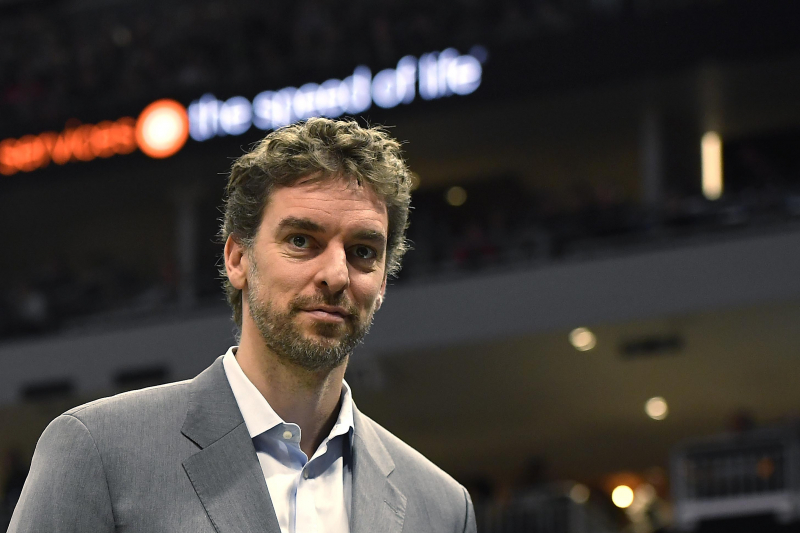 Pau Gasol Rumors: Pistons Interested in Ex-Bucks C to Back Up Andre Drummond