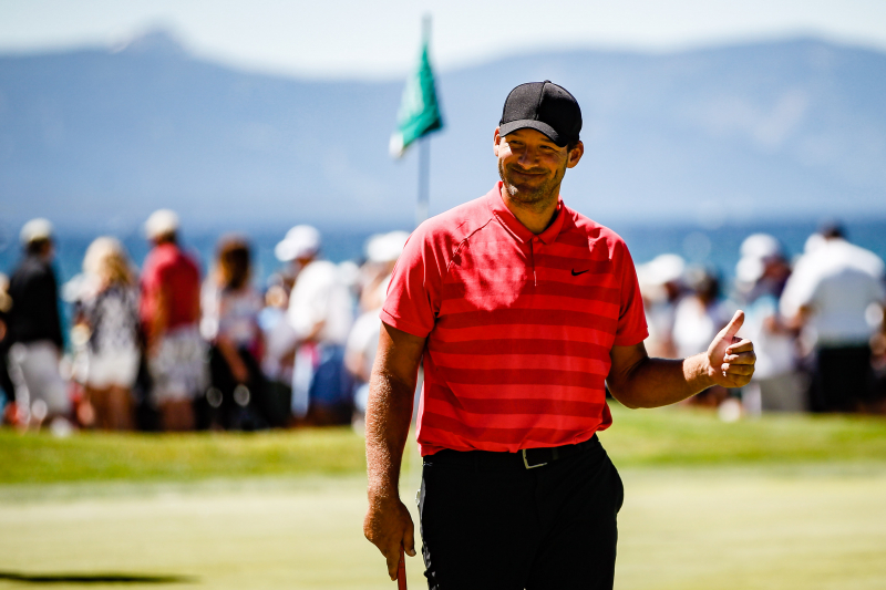 Tony Romo Leads 2019 American Century Championship Entering Final Round