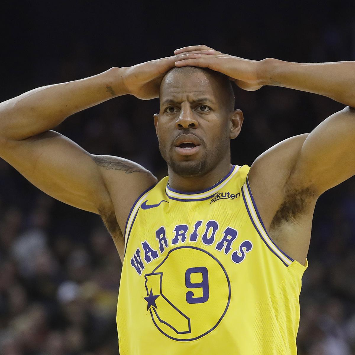 Nuggets Rumors: NBA Rumors: Latest Andre Iguodala Trade Buzz, Rockets
