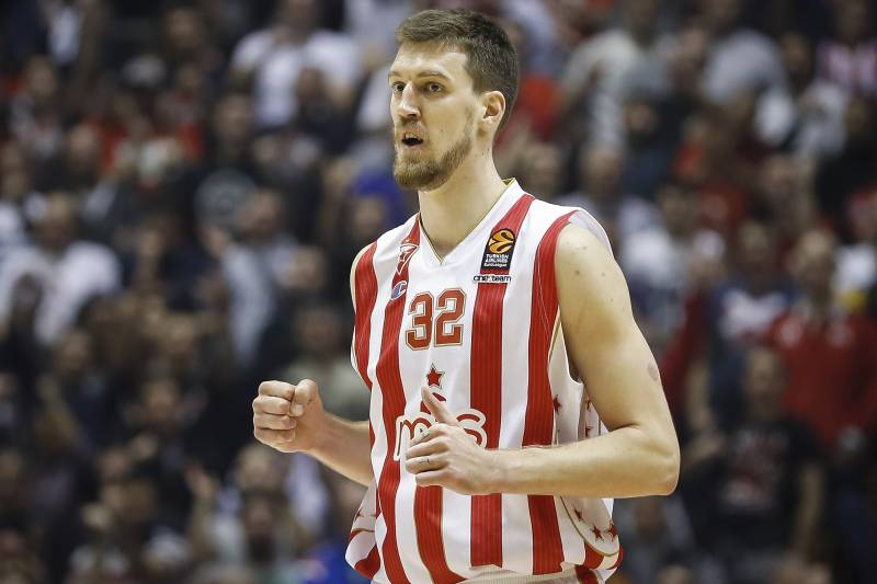 Former Warrior Ognjen Kuzmic Suffers Severe Head, Chest