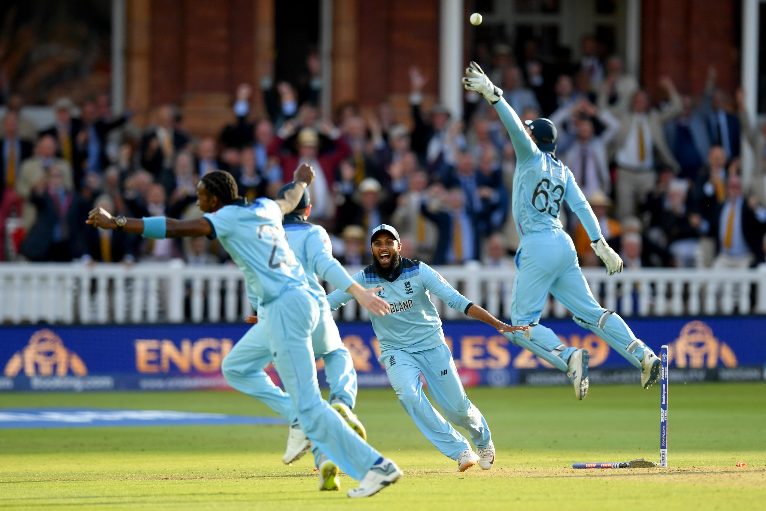 England Defeat New Zealand to Win Dramatic 2019 Cricket World Cup ...
