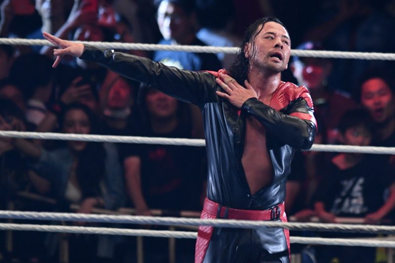 Shinsuke Nakamura Beats Finn Balor, Wins IC Title on WWE Extreme Rules Pre-Show