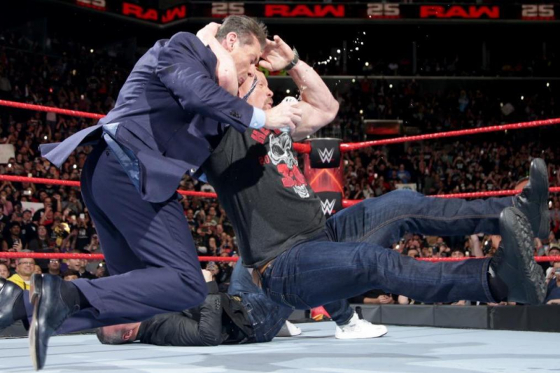 WWE Announces 'Raw Reunion' Show Featuring Steve Austin, Ric Flair, More Legends