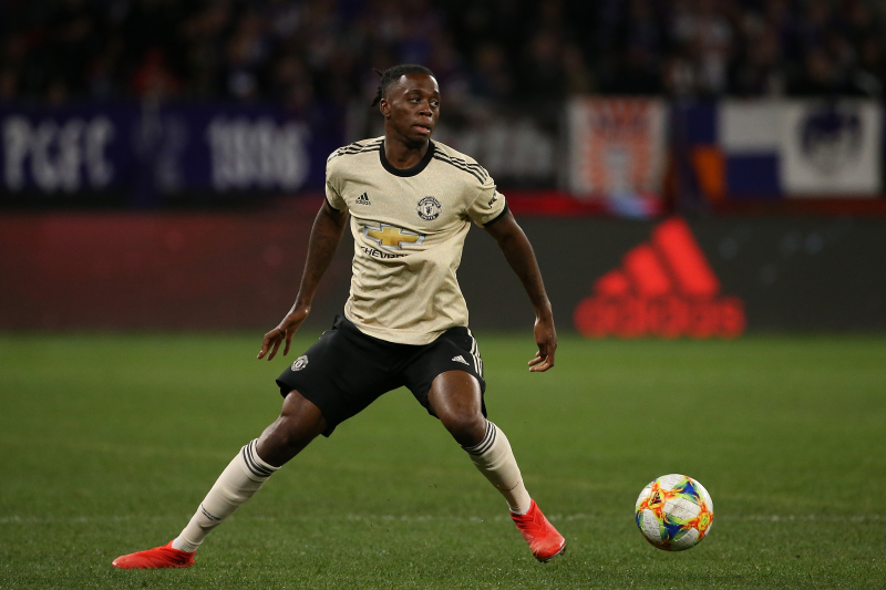 Aaron Wan-Bissaka Reveals Wilfried Zaha Advice on Manchester United Move