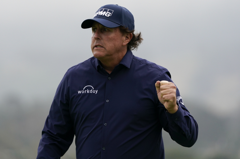 Phil Mickelson Fasted for 6 Days, Lost 15 Pounds in Response to Poor Play
