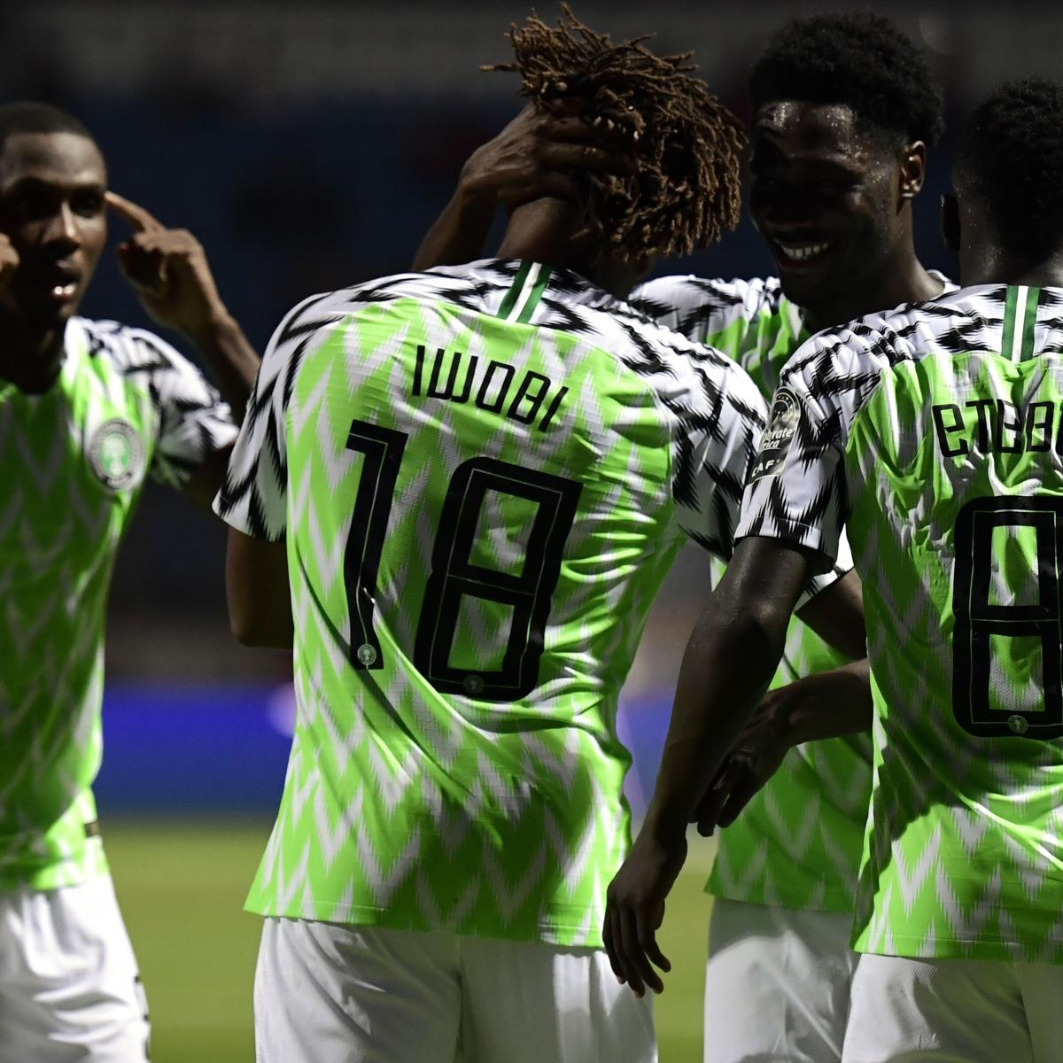 Latest News In Nigeria: AFCON 2019: Date, Time, Live Stream For Tunisia Vs