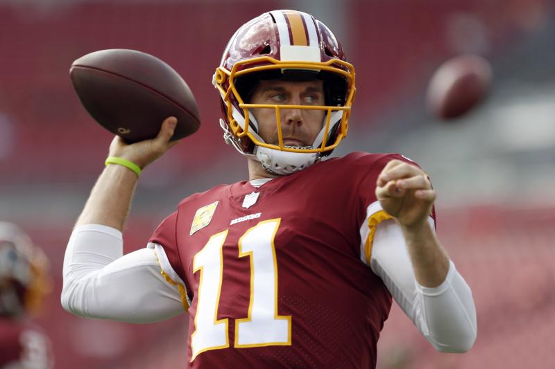Redskins' Alex Smith No Longer Needs Leg Brace Amid Rehab of Major Injury