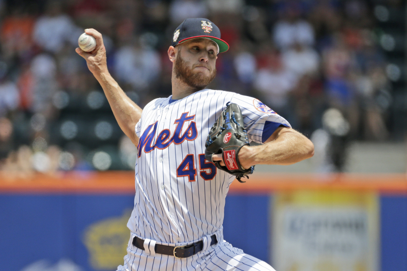 Mets' Zack Wheeler Placed on IL with Shoulder Injury Amid Trade Rumors