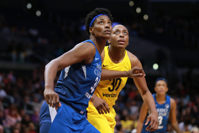 Sylvia Fowles, Nneka Ogwumike Headline 2019 WNBA All-Star Game Reserves