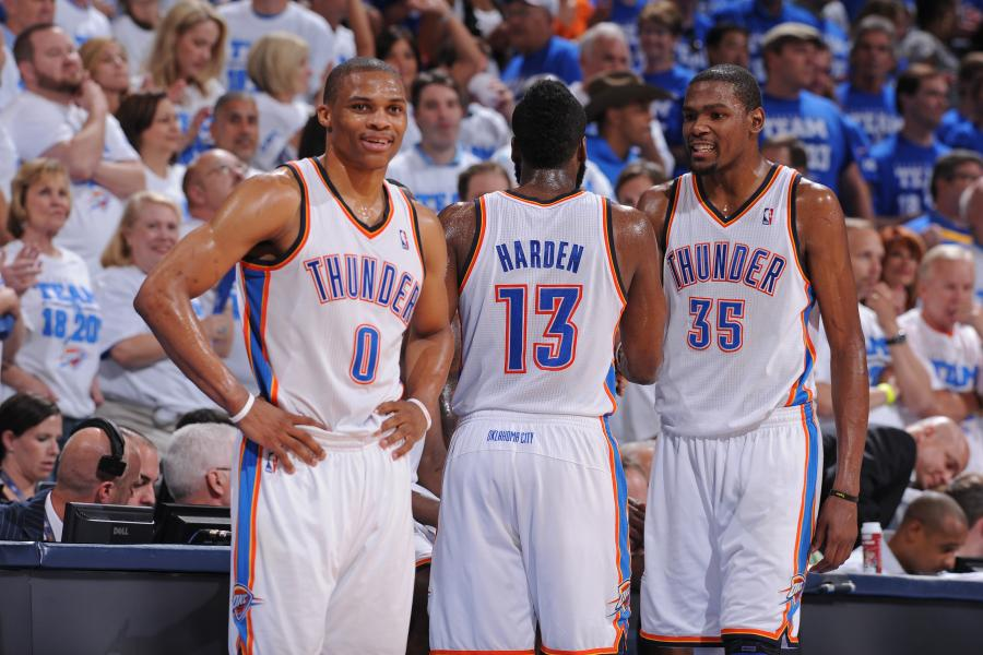 How We Got Here: Rise and Fall of the Oklahoma City Thunder