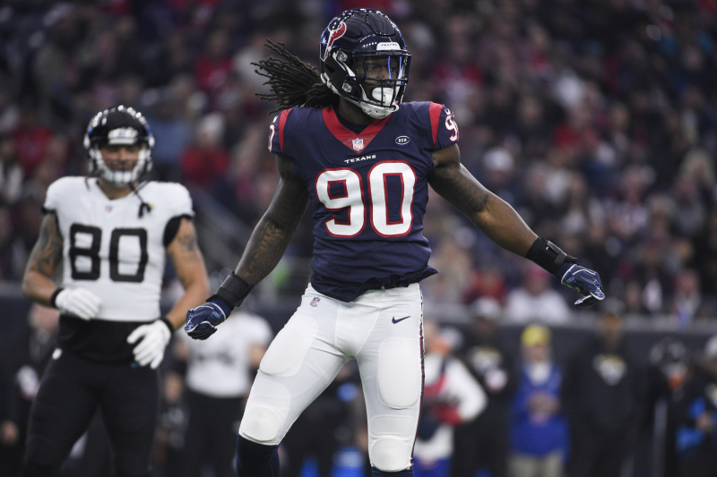 NFL Rumors: NFLPA to File Grievance over Jadeveon Clowney Franchise Tag