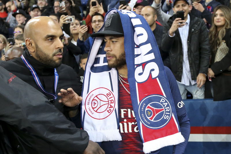 Neymar Reportedly Reaffirms Desire to Leave PSG Amid Barcelona Rumours