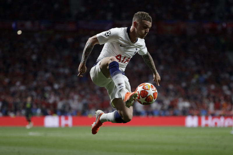 Reports: Kieran Trippier Closing in on Atletico Madrid Transfer, 4-Year Contract