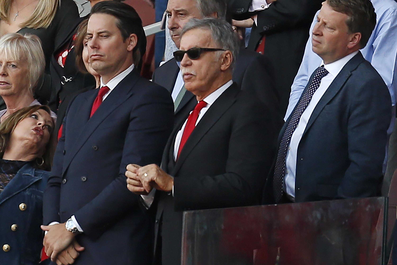 Stan Kroenke's Son Defends Arsenal Owner in Response to Fans ...