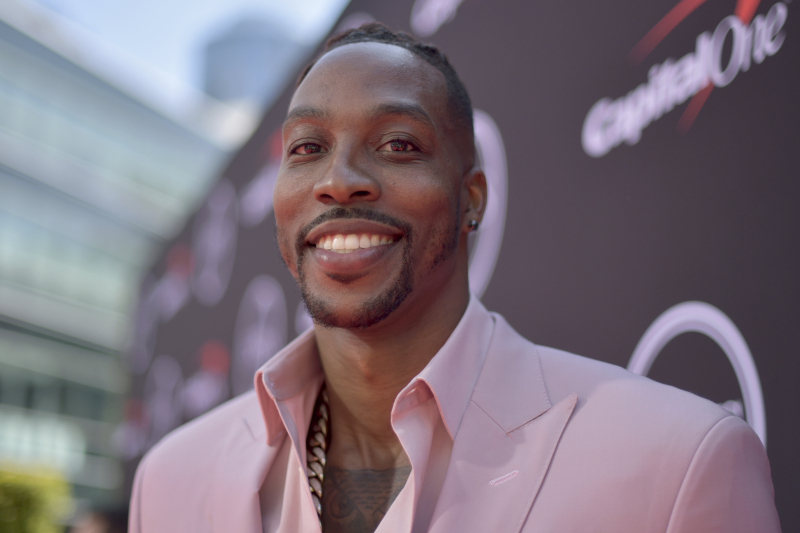 Dwight Howard Addresses Questions About His Sexuality in Fox Sports Interview