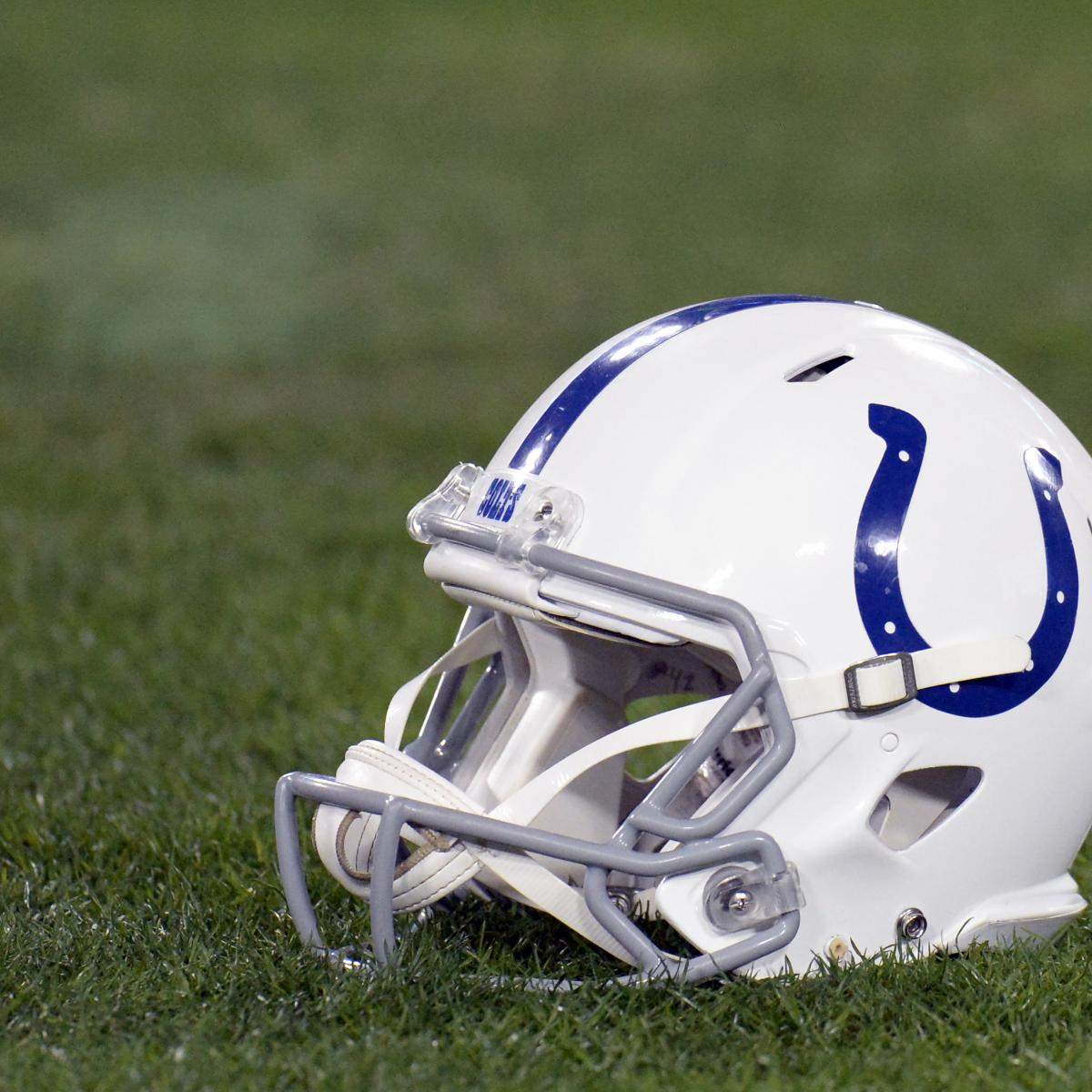 17-year-old who announced Colts draft picks dies