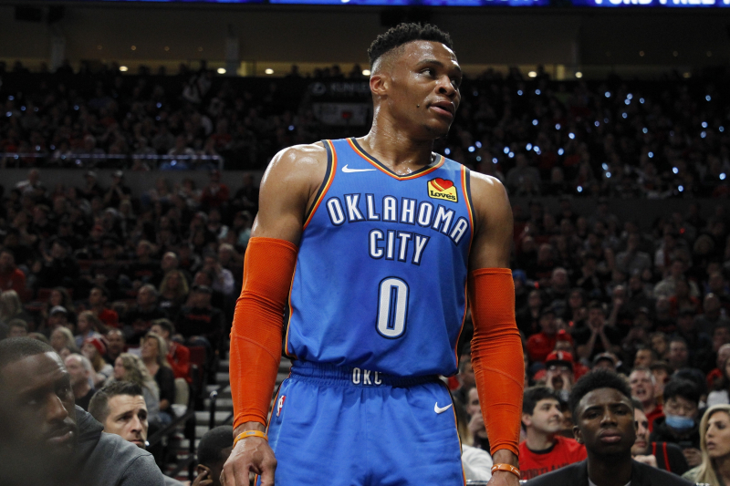 Russell Westbrook 'Most Important Player' in Thunder History After Rockets Trade