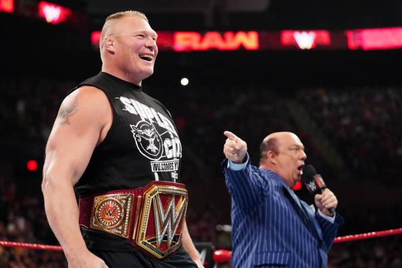 uk availability c614f ad90c Part-Time Powerhouse: Brock Lesnar's Evolution into WWE's ...