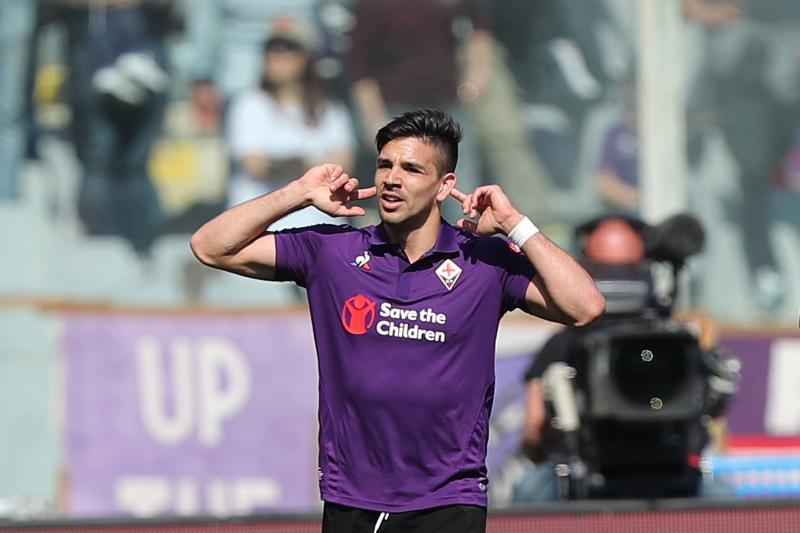 Giovanni Simeone, Fiorentina Beat Chivas in 2019 ICC Opener
