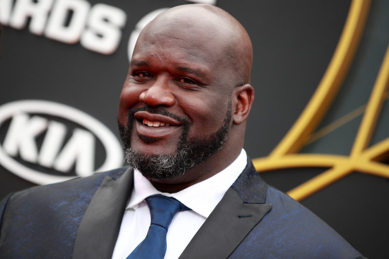 Shaquille O'Neal Tells Jimmy Kimmel He Wouldn't Join Lakers or Clippers Today