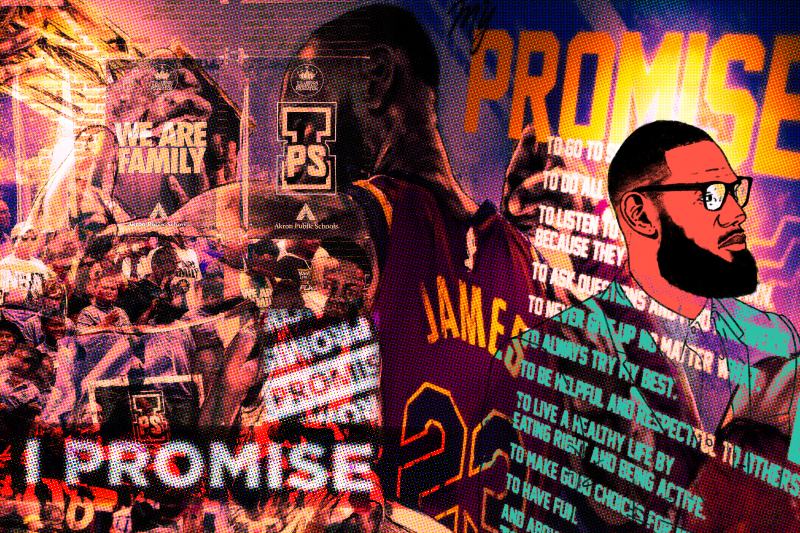 Inside LeBron James' I Promise Academy, One Year Later