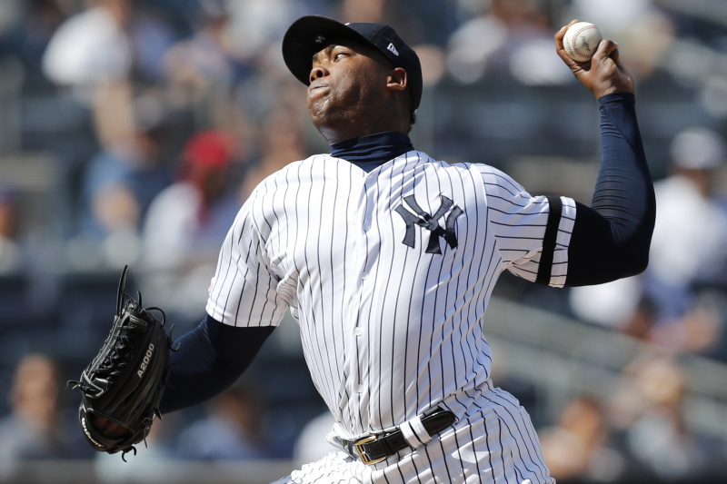Yankees' Aroldis Chapman Denies Rumor He Will Opt out of Contract