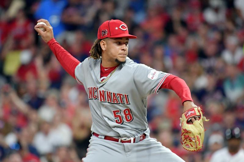 Luis Castillo Trade Rumors: Reds Attaching 'Exorbitant Price Tag' to Star SP