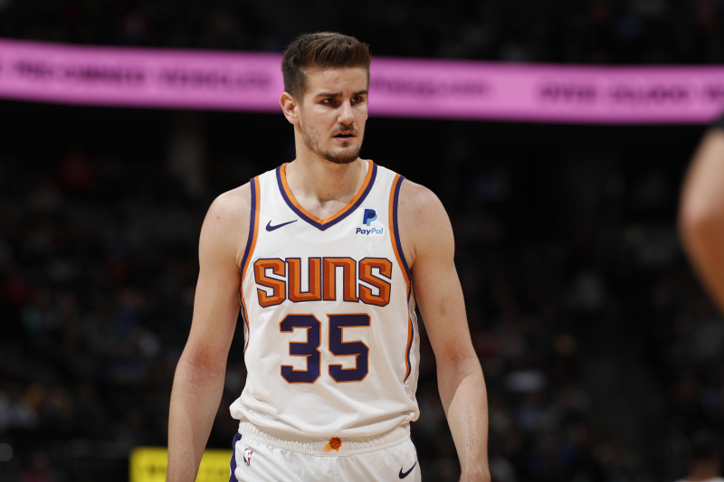 Report: Ex-Suns 1st-Round Pick Dragan Bender to Sign Contract with CSKA Moscow