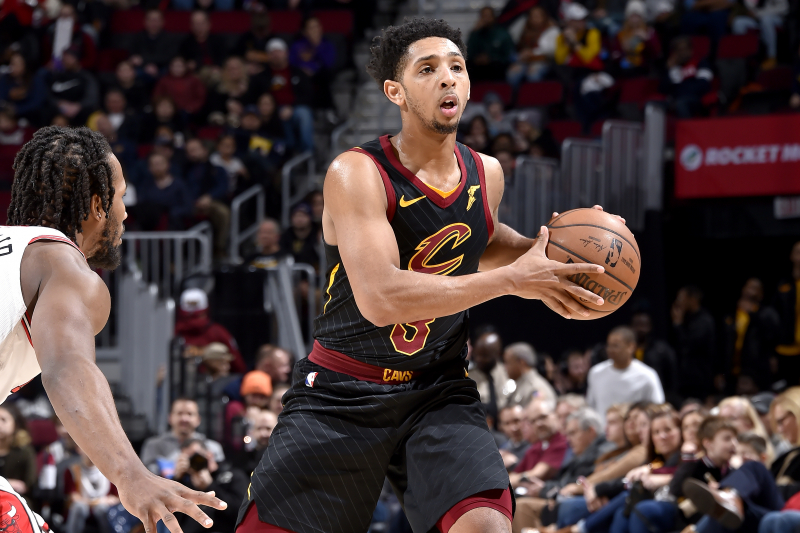 Report: Former Cavaliers Guard Cameron Payne Signs 2-Year Contract with Raptors