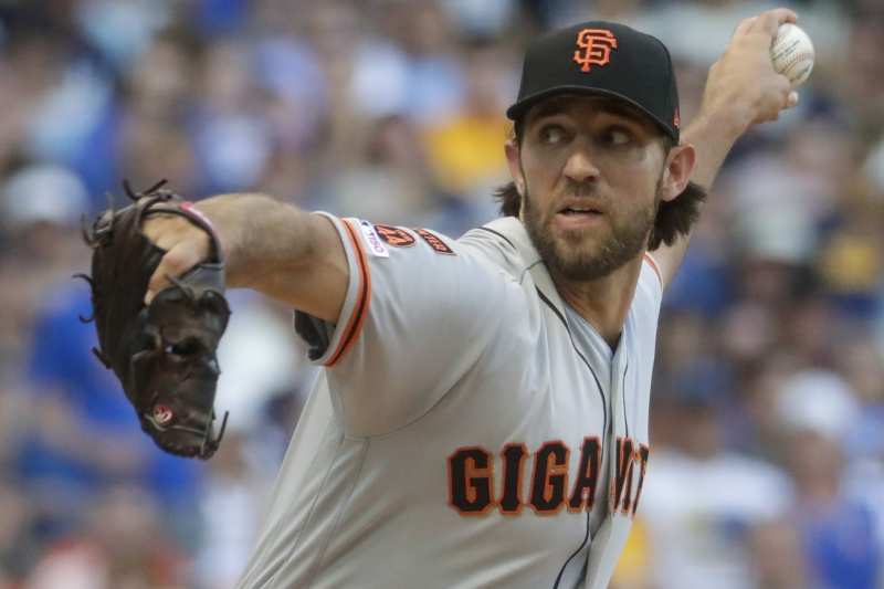 Giants Trade Rumors: Madison Bumgarner, Relievers Available Despite Hot Streak