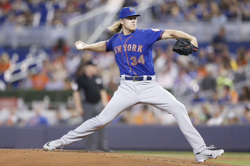 Noah Syndergaard Trade Rumors: Mets Asking 'A Few Arms and a Leg' for Star SP