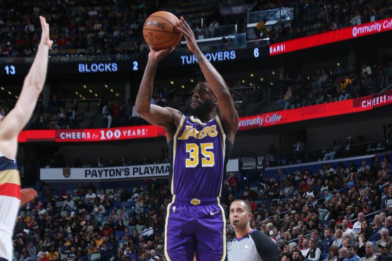 Knicks News: Reggie Bullock Underwent Surgery for Herniated Disc Back Injury