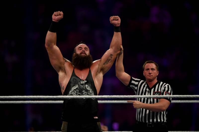 Braun Strowman Announces New 4-Year WWE Contract on