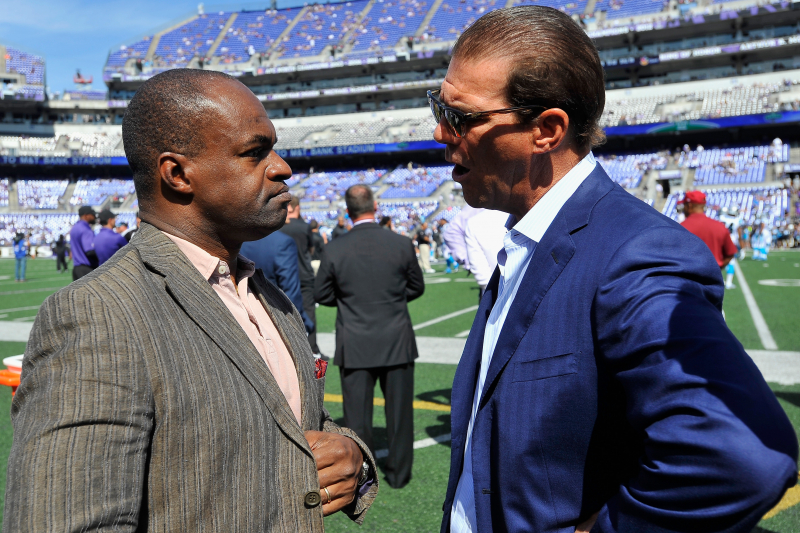 Report: NFL, NFLPA End 3-Day CBA Negotiation Session After 1st Day of Talks