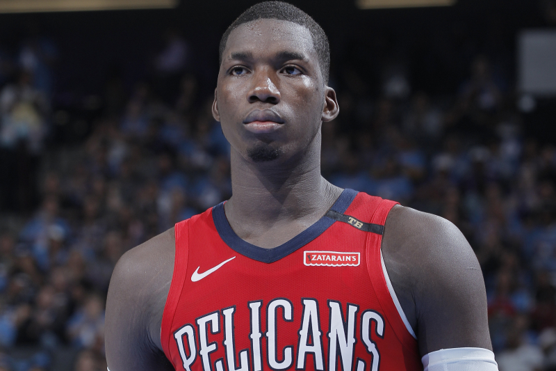 Suns Rumors: Ex-Pelicans F Cheick Diallo Agrees to 2-Year Contract