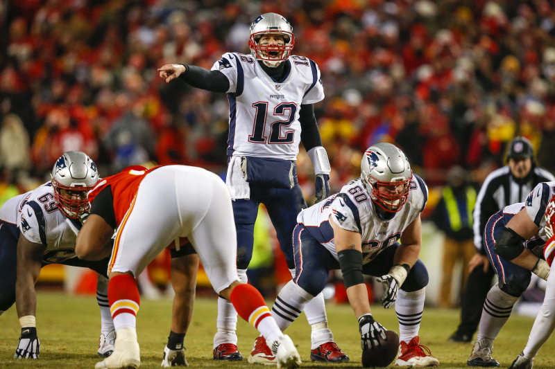 Dwyan Morgan Pleads Guilty After Pointing Laser at Tom Brady in AFC Title Game