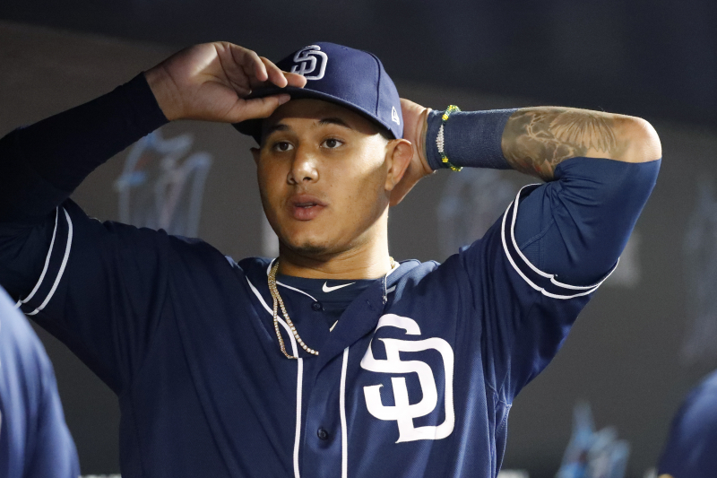 Video: Padres' Manny Machado Rips MLB Network Analysts in Instagram Rant