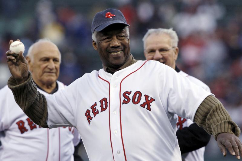Pumpsie Green, 1st Black Player on Red Sox, Dies at Age 85