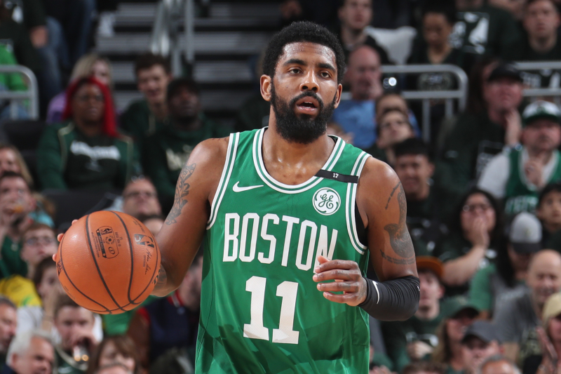 Spencer Dinwiddie: Kyrie Irving 1st Contacted Me About Free Agency in December