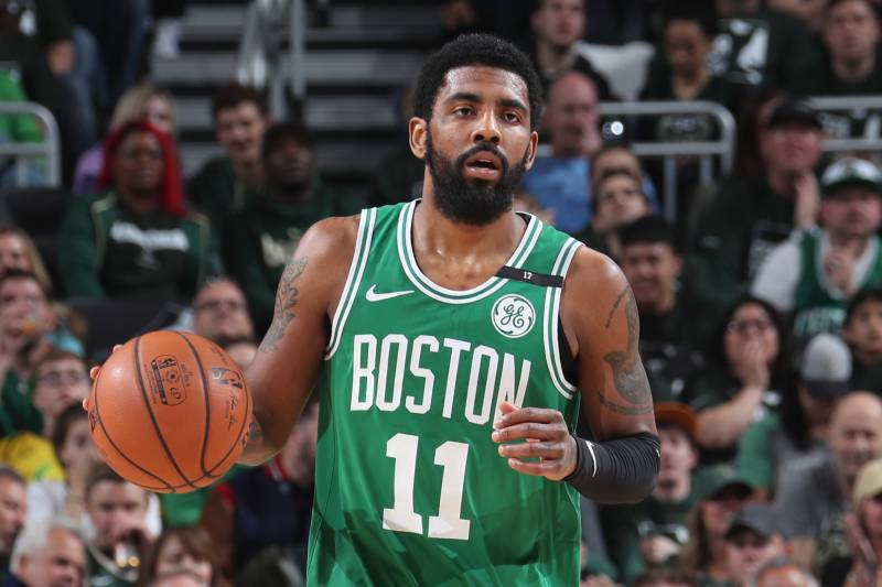 premium selection a8fcc 2aa3b Spencer Dinwiddie: Kyrie Irving 1st Contacted Me About Free ...