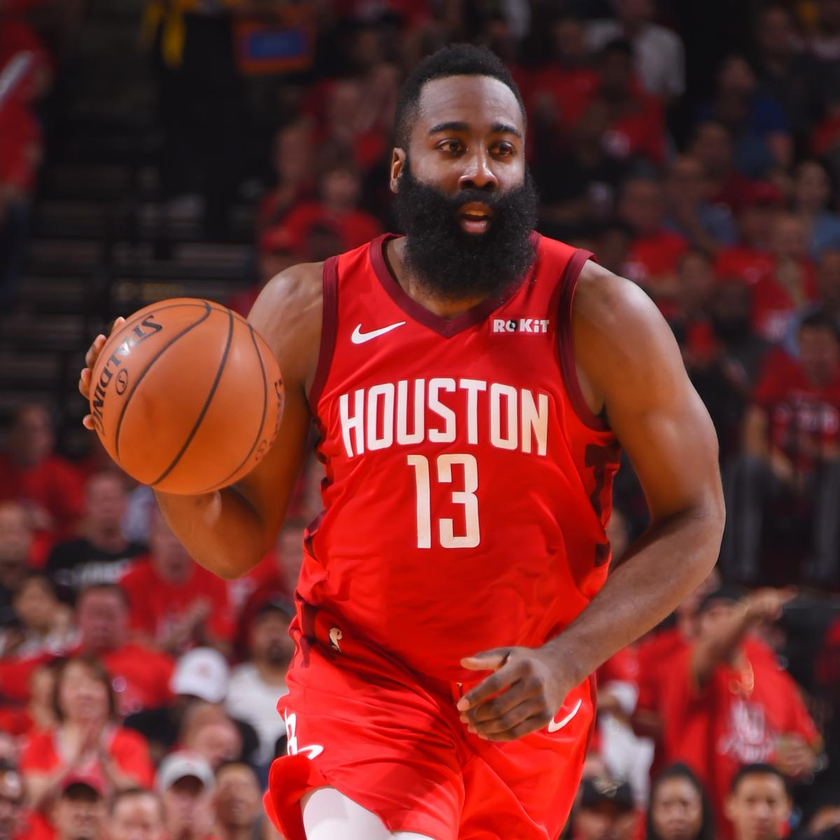 Rockets 2019-20 Schedule: Top Games, Championship Odds And