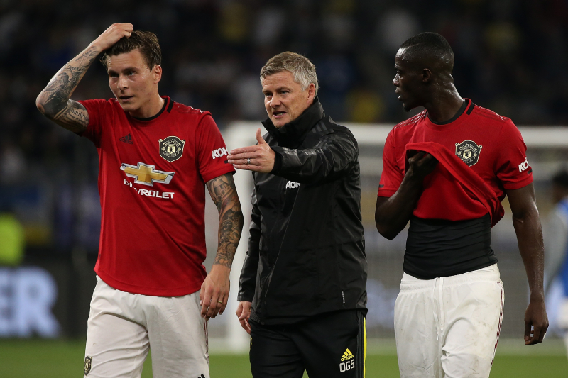Manchester United vs. Inter Milan: 2019 ICC Odds, TV Schedule and Live Stream