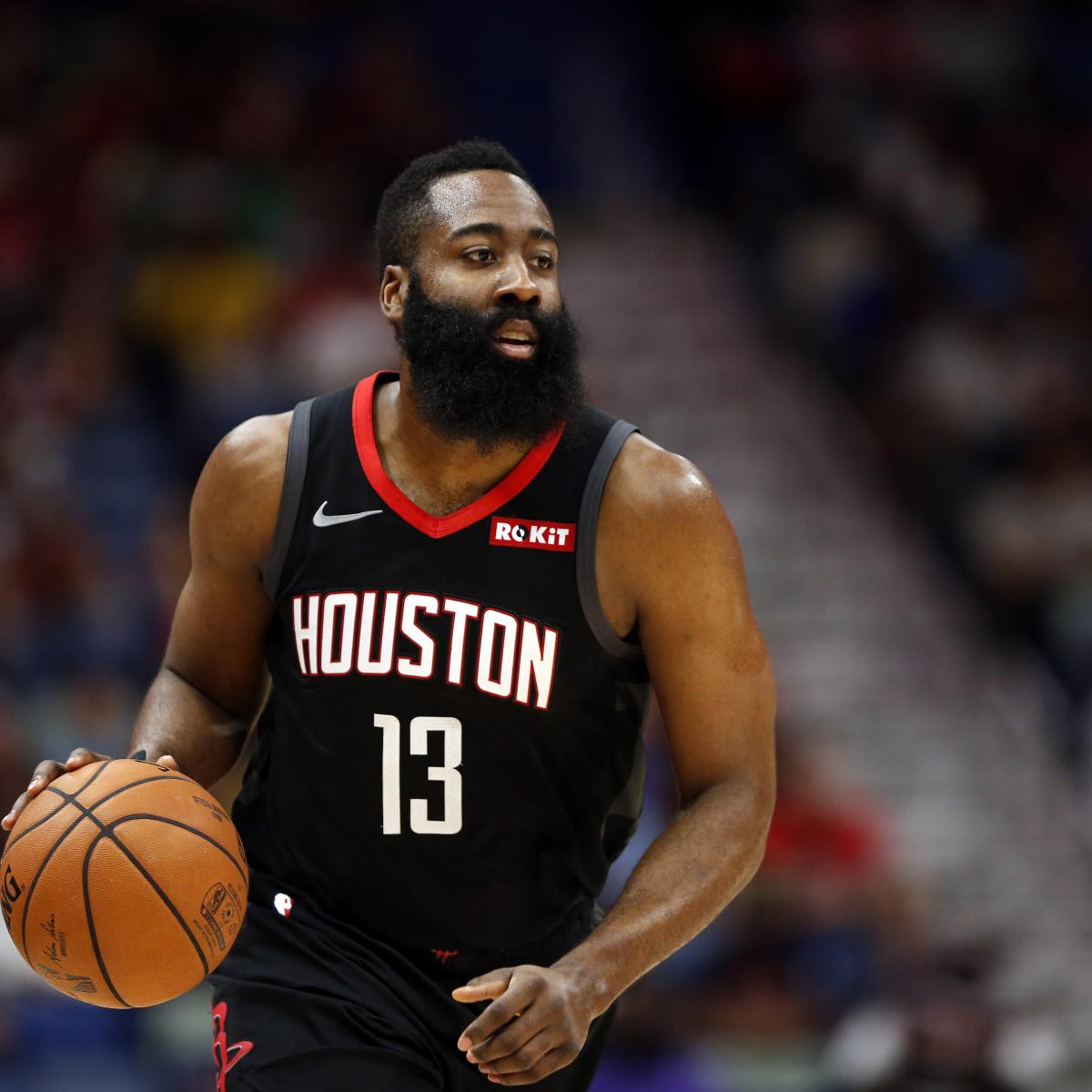 James Harden Latest News: James Harden Joins Ownership Of Houston's Dynamo And Dash